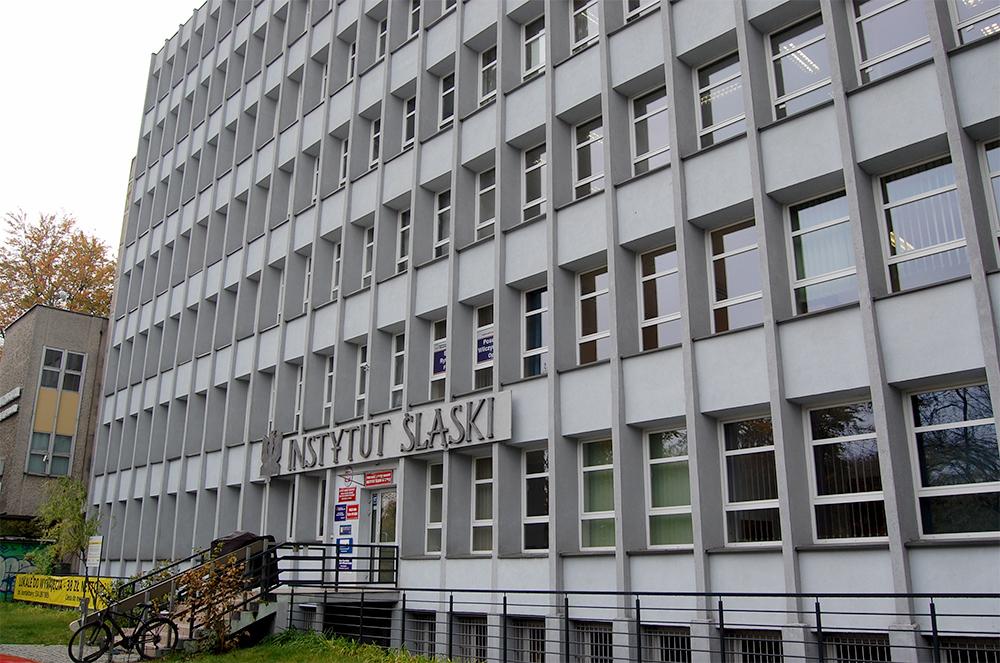 Elewacja siedziby Instytutu Śląskiego
